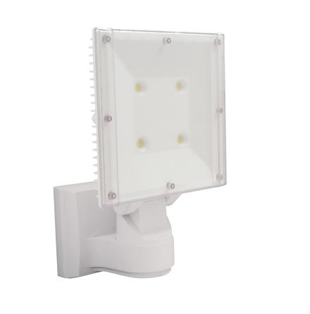LED str�lkastare med 4 LED, 4000 Lumen